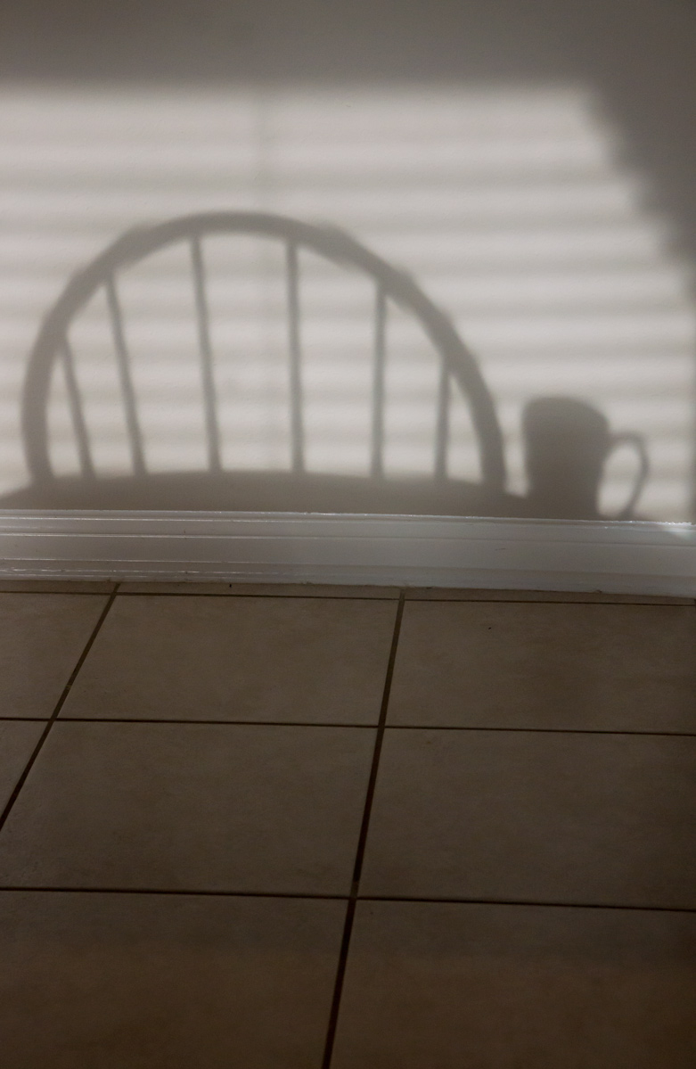 November 26, 2015:  Morning light; coffee; another day alive...much to be thankful for on this Thanksgiving day.  Every day should have a bit of thanksgiving in it.  Still...life.
