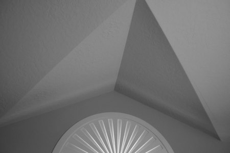 June 7, 2015:  Lines, forms, light and shadow.  The nuances added by designers, but never fully appreciated.  A lot of creativity ends up that way.  Still...life.