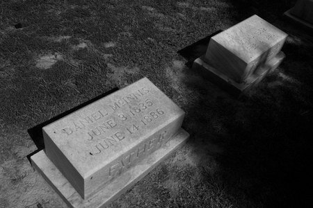 August 4, 2015:  A simple stone took my breath away this year though I saw it last year.  This is great-granddad and great-grandmom.  He a Civil War survivor; both survivors of different types.  I felt the call of their spirit and DNA.  I find great comfort finding more of my tap root, albeit found in stone.  Still...life.
